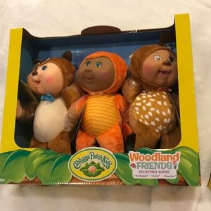 Woodland Friends Collectible Cuties